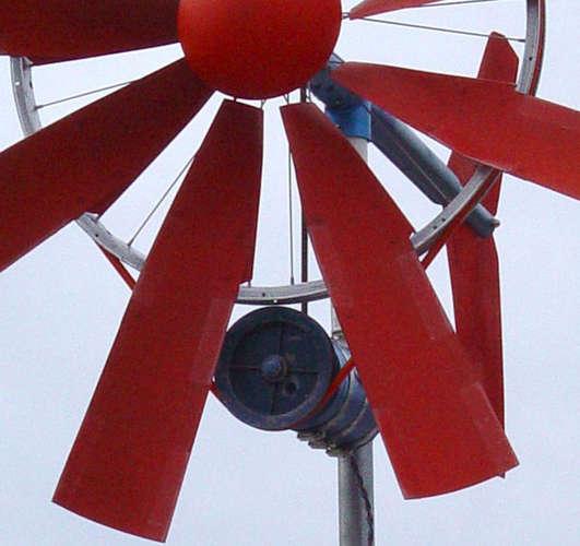 Как сделать генератор ветряк