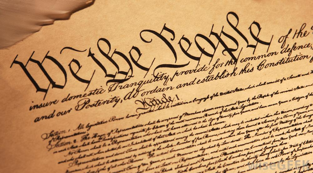 essay united states constitution